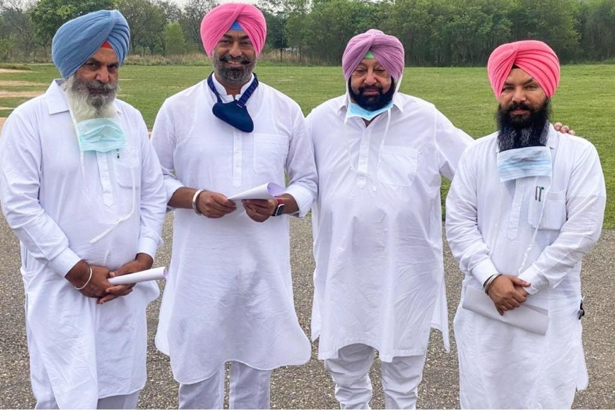 3 Rebel AAP MLAs Join Congress in Punjab Amid Turmoil in Grand Old Party