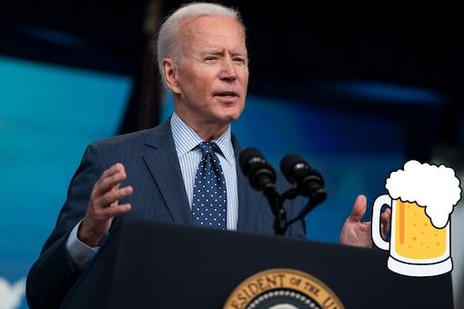 US President Joe Biden. (AP Photo)