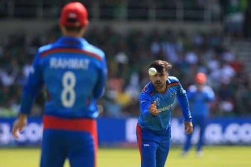 Rashid Khan (AFP Photo)