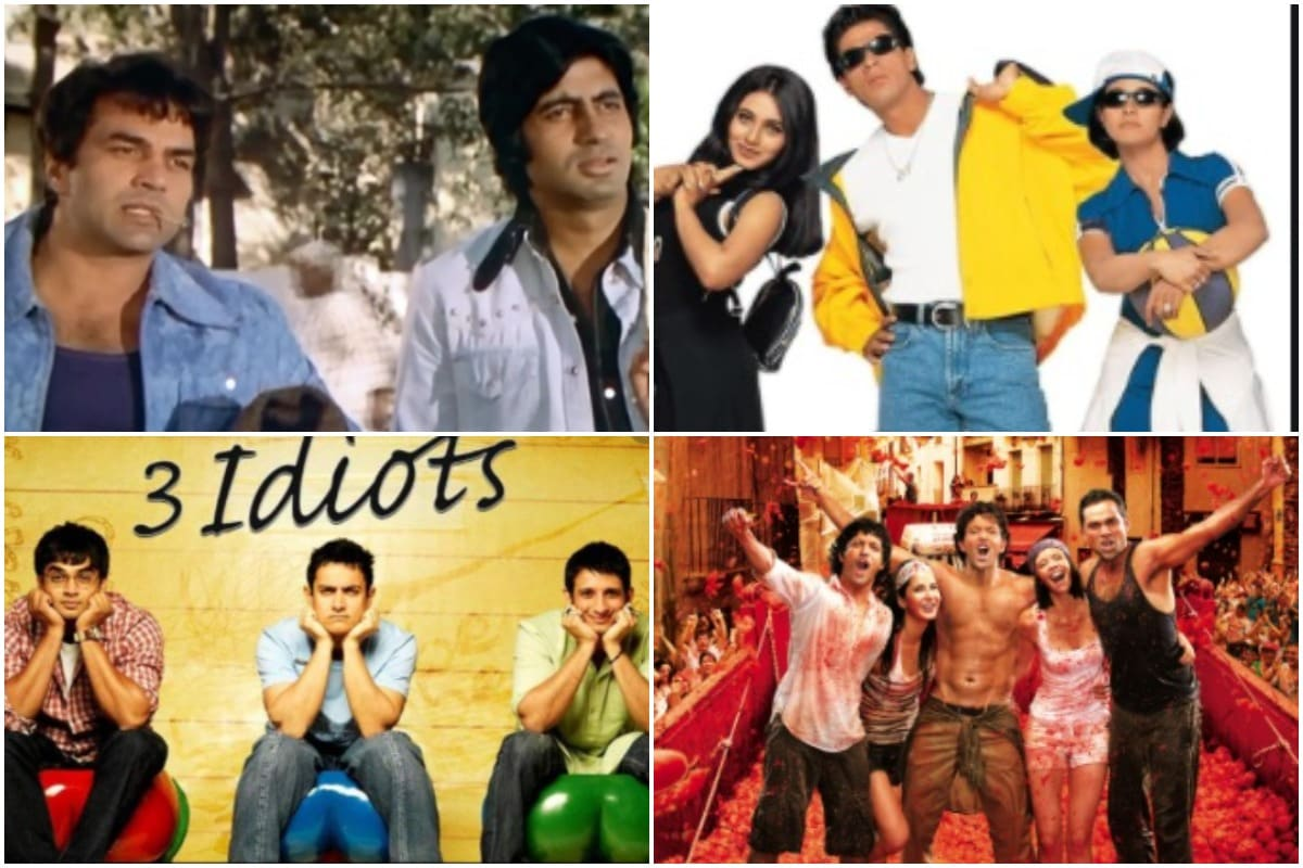 National Best Friend Day 2021: Bollywood Movies That Glorified Friendship thumbnail