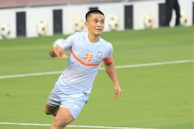Sunil Chhetri's Name to be Recommended by AIFF for Rajeev Gandhi Khel Ratna Award
