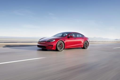 Tesla Model S. (Image source: Tesla)
