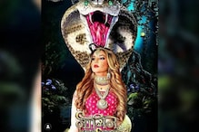 Rakhi Sawant Shares Naagin 6 Poster With Her Picture