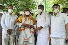 Two Newly Elected Karnataka Legislators Administered Oath of Office