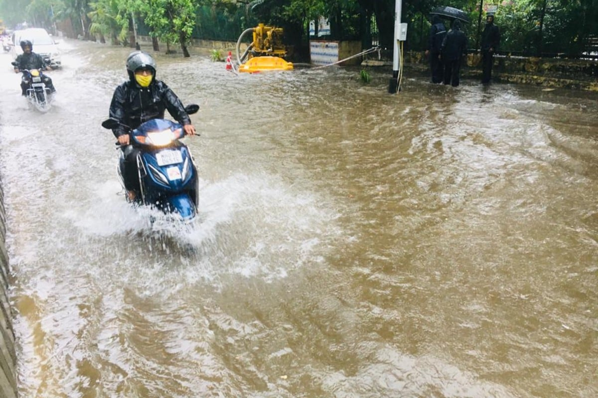 Southwest Monsoon Sets in Over Maharashtra, Will Reach Telangana, Andhra in 2 Days