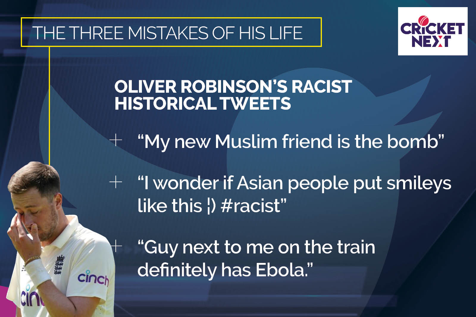 The Racism Social Media Storm That Has Hit English Cricket & Is Threatening To Spiral Out of Control thumbnail