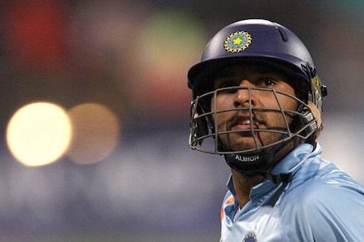 Yuvraj Singh had a memorable ICC World T20 2007 (AFP Photo)