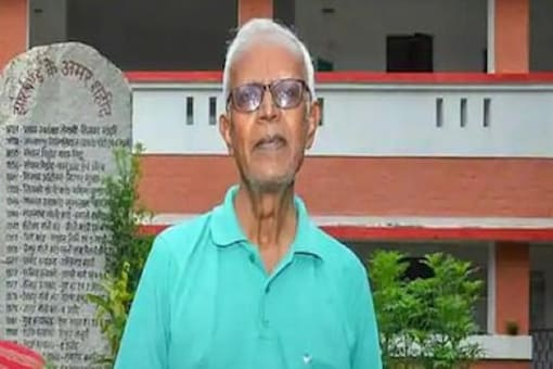 File photo of Stan Swamy.