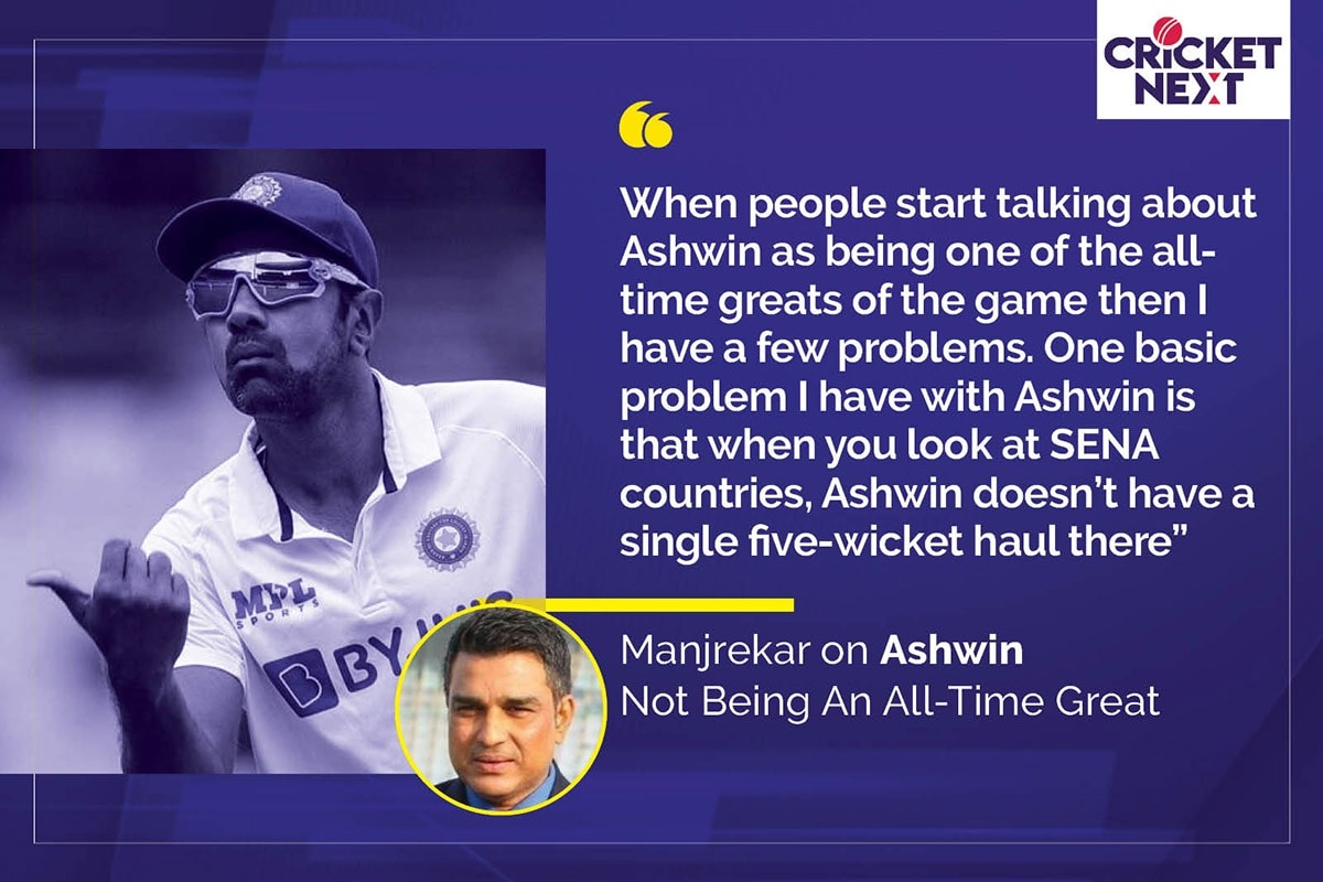 IN PICS | Sanjay Manjrekar's Most Controversial Comments That Created a Stir On Social Media