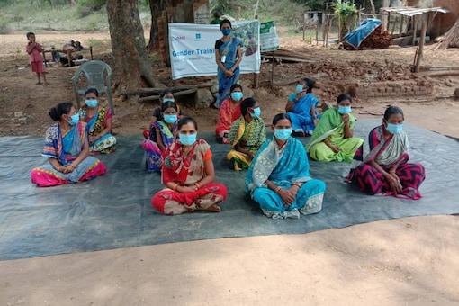 Building sustainability among women  Image credit: Special Arrangement
