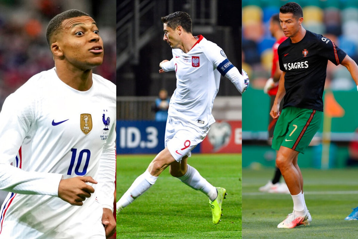 Players to Watch Out for All the 24 Teams in Euro 2020