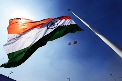 File photo of an Indian flag.