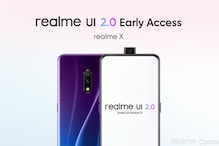 Realme X Gets Android 11-Based Realme UI 2.0 Early Access: How to Download