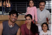 Nitish Bhardwaj Shares How His Daughters Got Angry With Sushant Singh Rajput