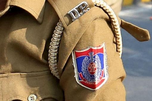 Representational image of Delhi Police. News18