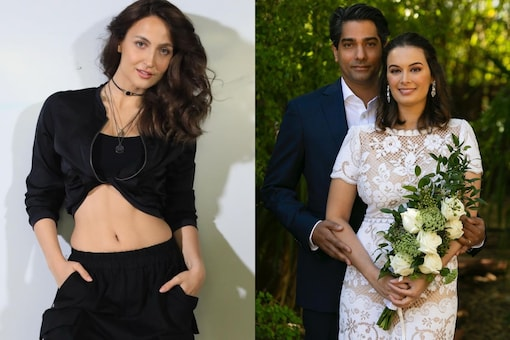 Here is How Elli AvrRam Played Cupid in Evelyn Sharma's Love Story