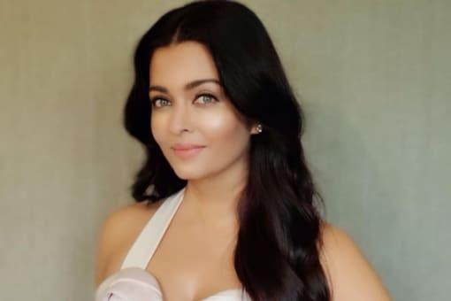 Bollywood actress Aishwarya Rai Bachchan
