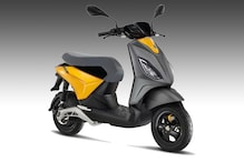 Piaggio One Electric Scooter Unveiled, to be Launched in Three Variants including One+ and One Active