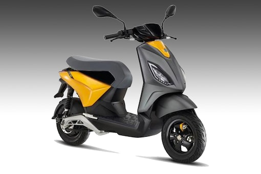 Piaggio One electric scooter. (Photo: Piaggio Group)