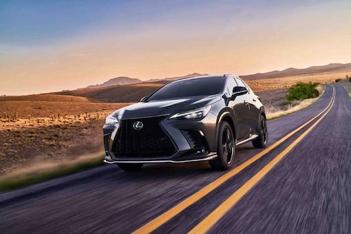 2022 Lexus NX. (Image source: Lexus)