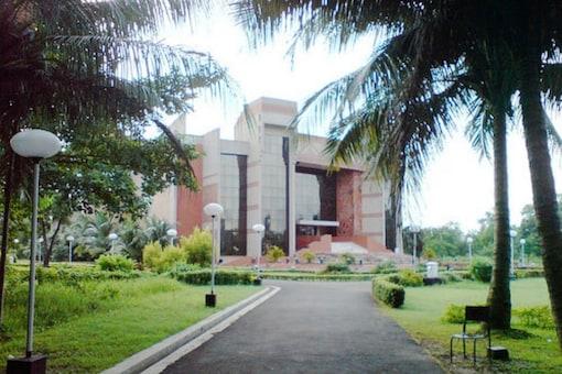 IIM Calcutta campus