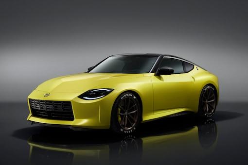Nissan Z Prototype. (Image source: Nissan)