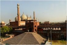 Delhi's Jama Masjid Structures Damaged Due to Dust Storms, Need Urgent Intervention of Experts: Shahi Imam