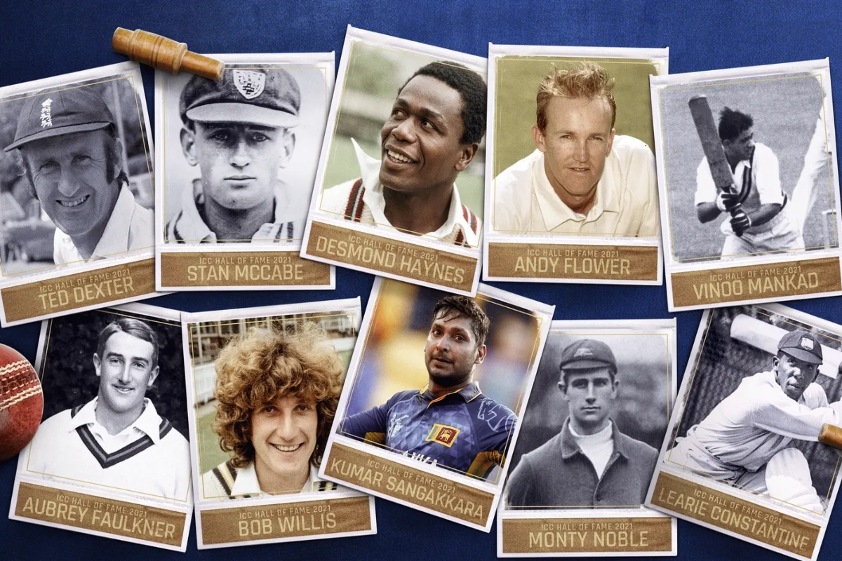 ICC Has Inducted Ten New Cricketers in Hall of Fame; Check Them Out