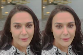 Feels Awesome to See People Out After Months of Being Locked: Preity Zinta