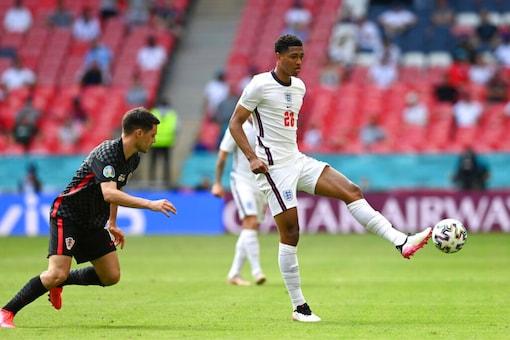 England's Jude Bellingham (Photo Credit: AP)