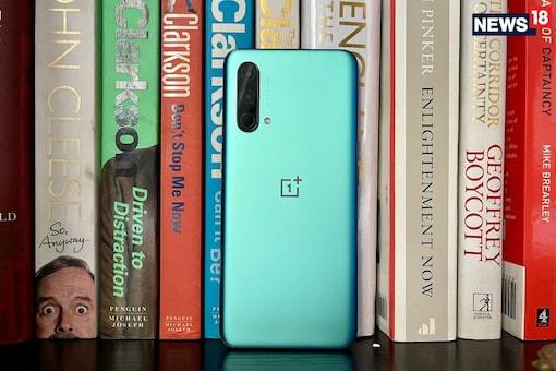 Representative image of the OnePlus Nord CE 5G. (Image: Vishal Mathur/News18.com)