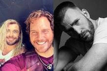 Chris Hemsworth Dedicates Hilarious Birthday Post to Chris Evans on Instagram
