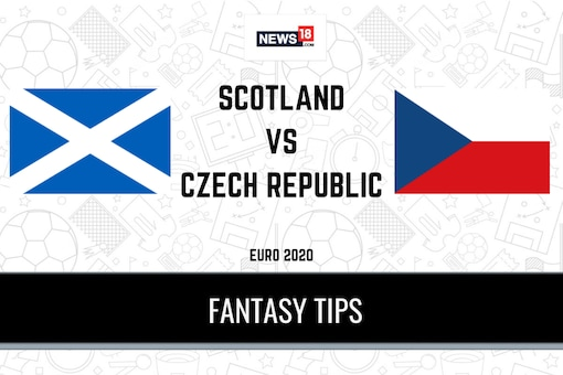 SCO vs CZR Dream11 Team Prediction: Check Captain, Vice-Captain And Probable Playing XIs For Today's Euro 2020 Scotland vs Czech Republic, June 14 06:30 PM IST