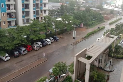 Rain Brings Relief From Scorching Heat in Rajasthan