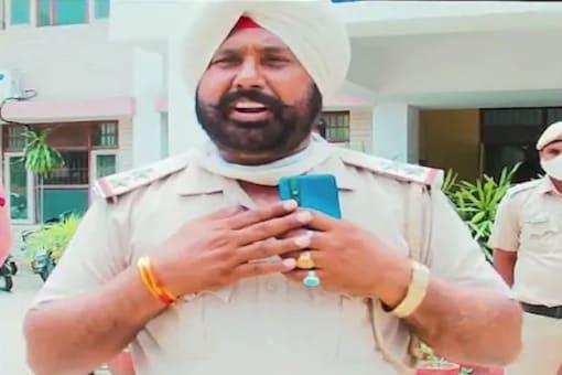Haryana Cop'S Song On Covid Is A Bonafide Hit On Social Media