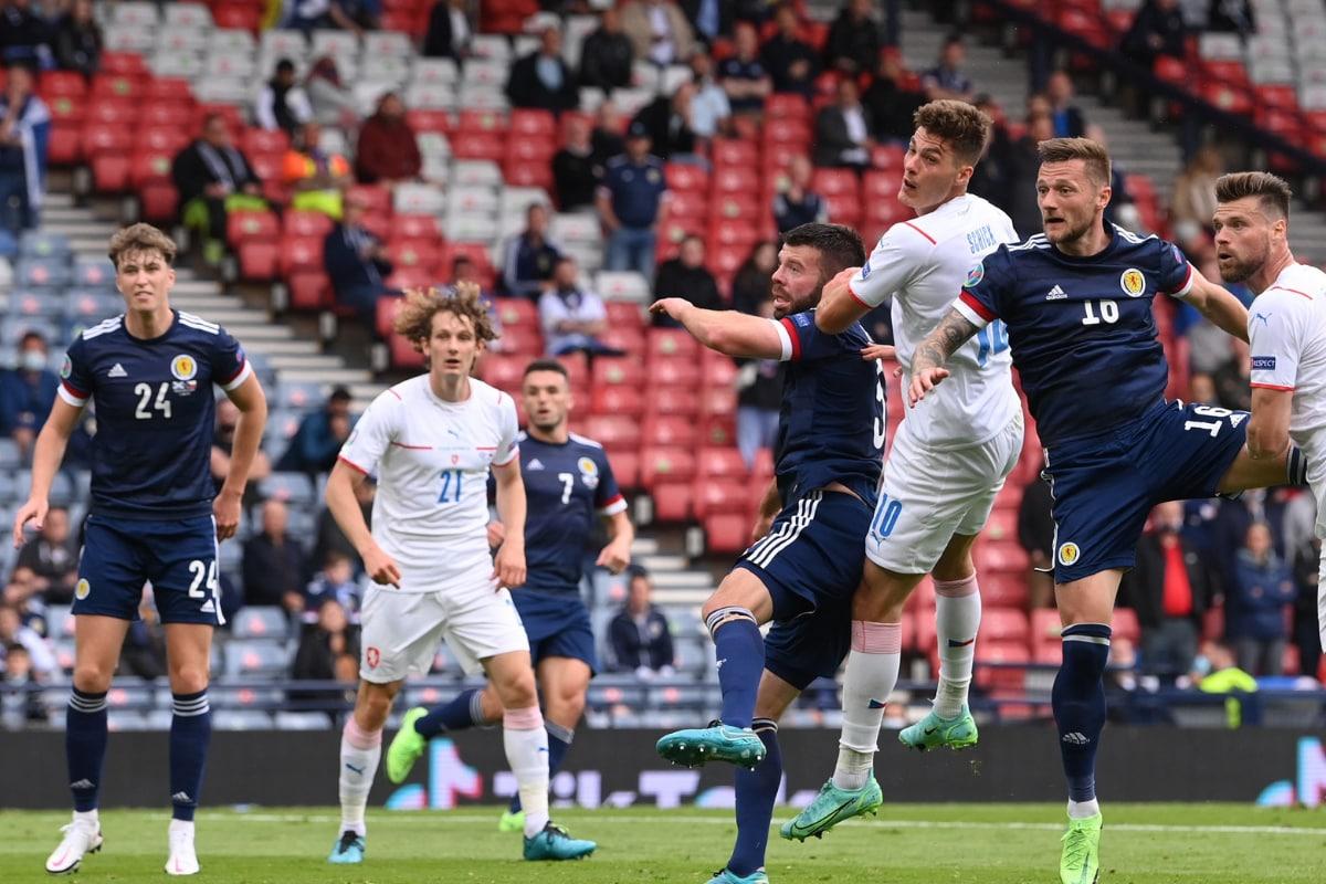 Scotland 0-2 Czech Republic and Poland vs Slovakia and Spain vs Sweden