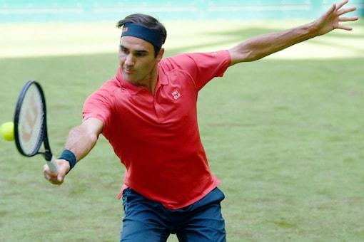 Roger Federer (Photo Credit: Twitter)