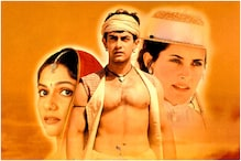 This Scene of Captain Russell and Elizabeth in Lagaan Did Not Make it to the Final Cut
