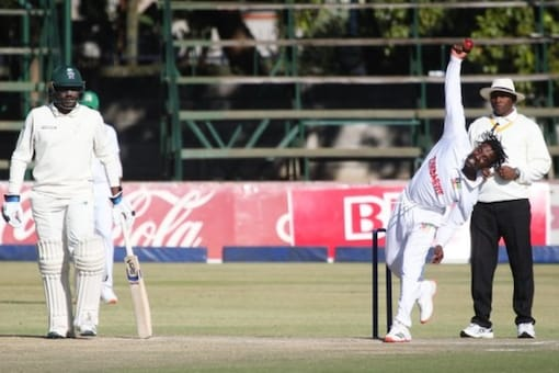 South Africa A had won the opening unofficial Test by an innings and 166 runs (Pic Credit: ZimCricketv/Twitter)