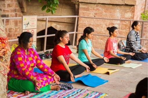 International Yoga Day is celebrated on June 21 (Representative)