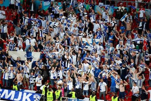 Finland fans (Photo Credit: AP)