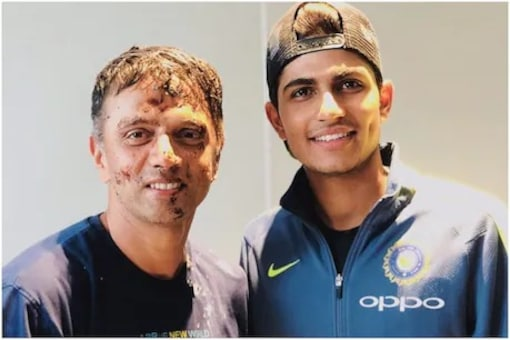 Rahul Dravid Or His Father Whose Advice Will Shubman Gill Follow; Know What He Says