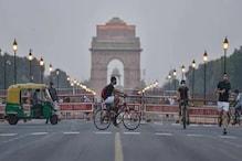 Delhi Records Maximum Temperature of 36.6 Degrees Celsius