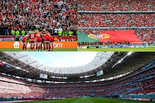 Euro 2020: Hungary, Portugal Fans 'Thrilled' To Be Back in Packed Puskas Arena