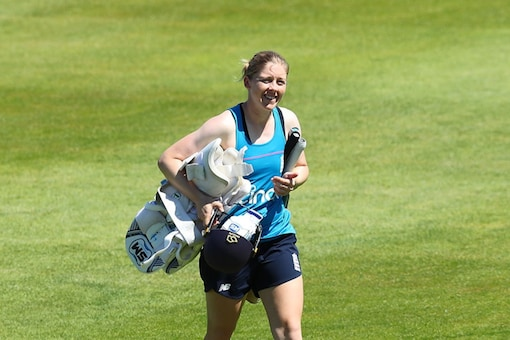 Heather Knight (Pic Credit: England Cricket/Twitter)