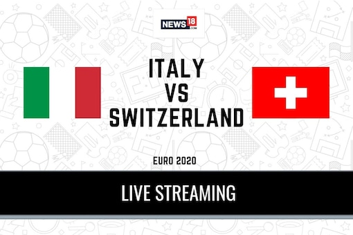 UEFA Euro 2020: Italy vs Switzerland
