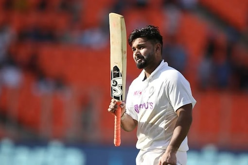Rishabh Pant had tested positive for COVID-19 in England. (Credit: BCCI)