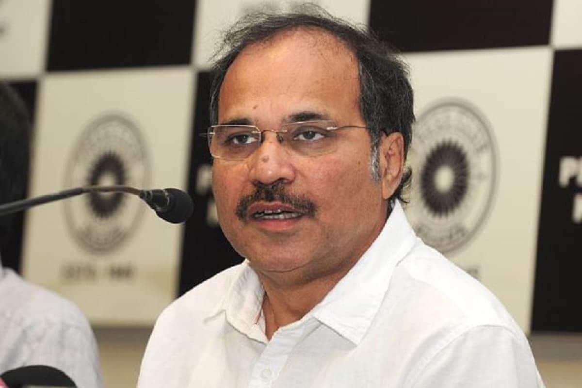 Adhir Ranjan Downplays Meeting Dhankar, Asks Why TMC is Not Approaching 'President for Guv's Removal'