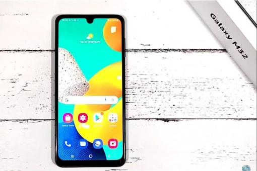 Samsung Galaxy M32 (Image: YouTube /  Agrawalji Technical)