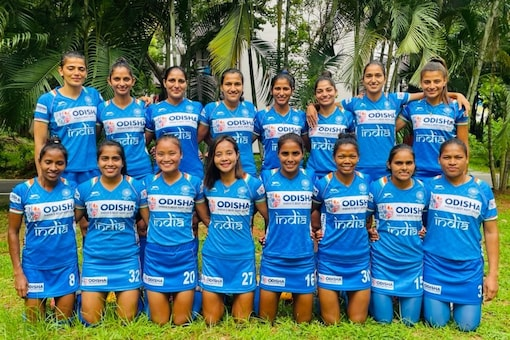 Hockey India names 16-member women's squad for Tokyo Olympics  (Image: Twitter)
